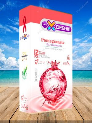 کاندوم تنگ کننده ایکس دریم - کاندوم تنگ کننده - تنگ کننده - تنگ کردن واژن - تنگ کننده طبیعی واژن - تنگ شدن واژن - کاندوم با کیفیت