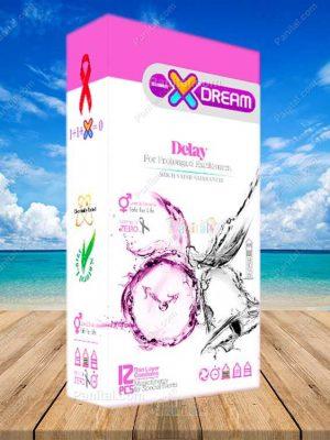کاندوم تاخیری دیلی ایکس دریم - کاندوم دیلی - دیلی - ایکس دریم - فروشگاه اینترنتی کاندوم - کاندوم ارزان